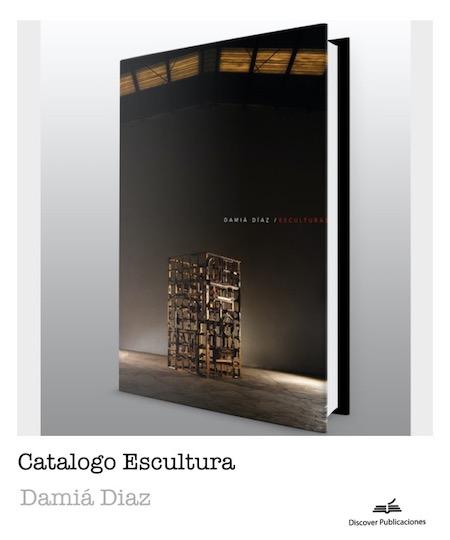 catalogo escultura Damia diza
