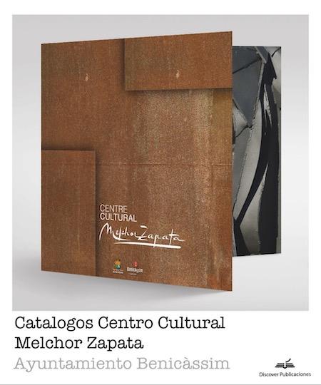catalogo centro cultural Melchor zapata