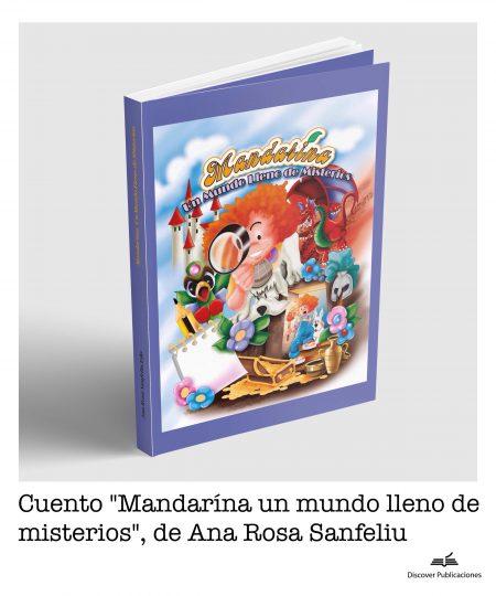 Mandarina un mundo de misterios-ana rosa Sanfeliu