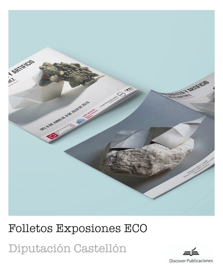 folletos exposiciones ECO castellon