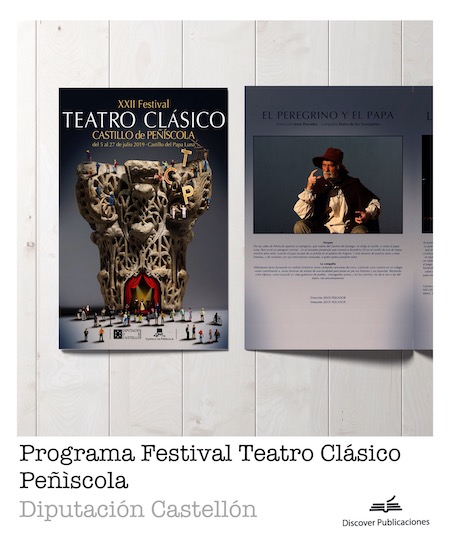 programa festival teatro clásico Peñiscola